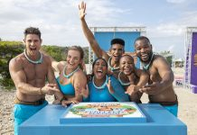 Tropika Island Of Treasure Curaçao Kicks Off In Style As The Celebrities And Smoooth Fans Pair Up