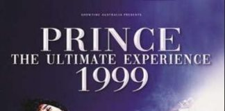 International tribute show, 1999 The Ultimate Prince Experience, debuts in Cape Town this May at Artscape Theatre
