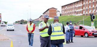 Lockdown law enforcement: KZN MEC inspects taxi ranks, major points of entry. Photo: Arrive Alive