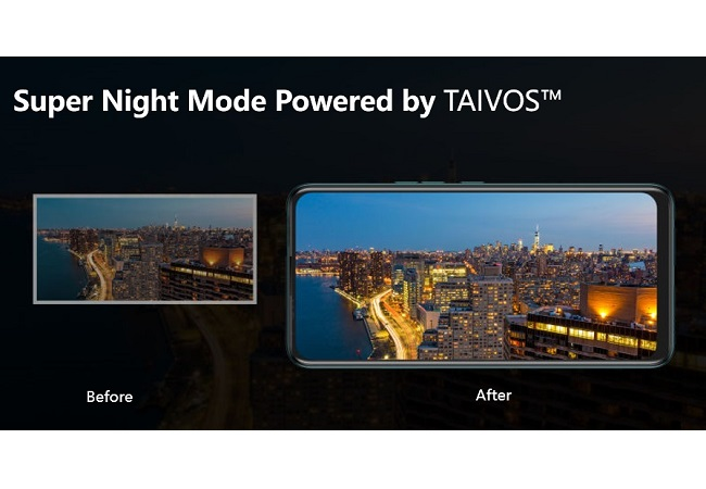 TECNO CAMON 15 with TAIVOS has the potential to be the true Night Shot King