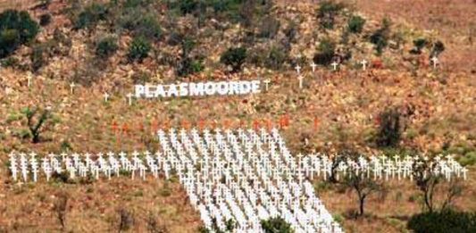 Three elderly farmers slaughtered in one week in South Africa