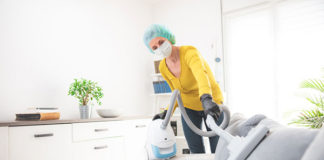 Tips for Keeping Your Home Clean In the Time of COVID-19
