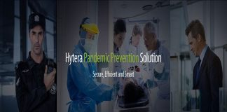 Hytera Anti-Pandemic Solutions Help Contain the Virus Crisis