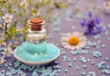 Types of massage oils with their benefits