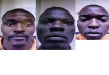 3 Dangerous prisoners escape from Baviaanspoort correctional services. Photo: SAPS