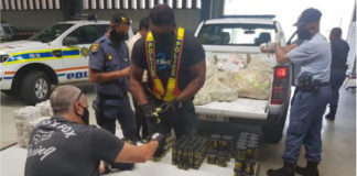 2 Arrested for selling unregistered medicines, Durban. Photo: SAPS
