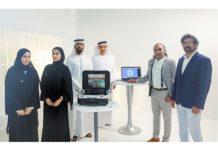 UAE develops a Rapid Coronavirus laser testing technology