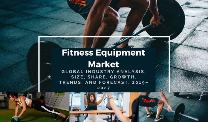 Global Gyms/Health Clubs Expected to Expand at a CAGR of 7.1% between 2019 and 2027