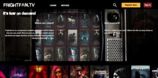 Fridays become Fright Days as new TVOD platform launches