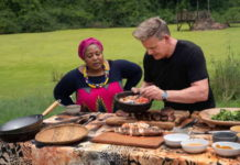 Gordon Ramsay: Uncharted Season Two premieres with South African episode 26 August at 21:00 on National Geographic