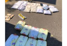 Drugs worth millions of rand recovered at lab, Kensington, JHB. Photo: SAPS