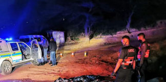 Mob justice: 2 Robbery suspects beaten to death, Verulam. Photo: RUSA