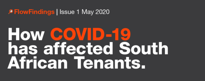 FlowFindings Rental Survey finds that just 37% of residential tenants can afford to pay rent in full, due to the effects of COVID-19 lockdown on their income