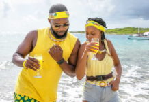 Siphosethu Colo Dishes On Teaming Up With Ntando Duma as Team Pineapple is the Fourth Team To Be Eliminated From Tropika Island of Treasure