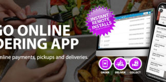 Set Up for Delivery with the ToGo Online Ordering App!