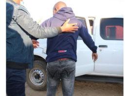 Gruesome scene of exorcism beatings - 2 girls (9) killed, pastor arrested. Photo: SAPS
