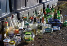 Glass production and local recycling crumbling in the wake of alcohol ban