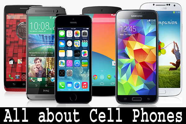 A To Z about Cell Phones