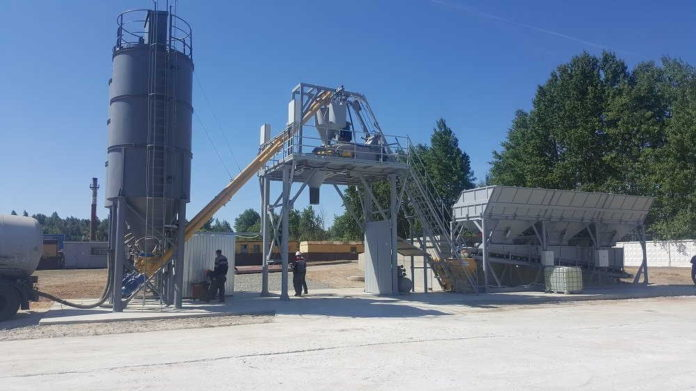 Concrete Batching Plants for sale Johannesburg