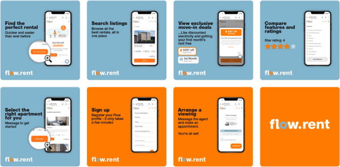 Flow's listings functionality for landlords goes live