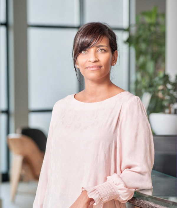Marilyn Govender, HR Compliance Manager at Atlas Copco