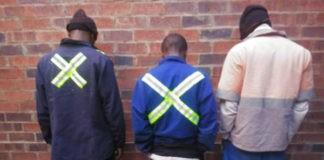 School burglary, R188k of goods recovered, 3 arrested, Mothibistad. Photo: SAPS