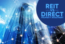 The difference between a REIT and investing in direct property