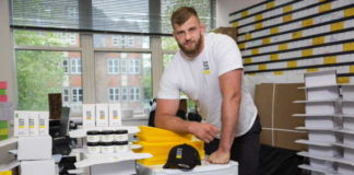 From the sports field to the corporate office - DOM Day and George Kruis are a force to be reckoned with