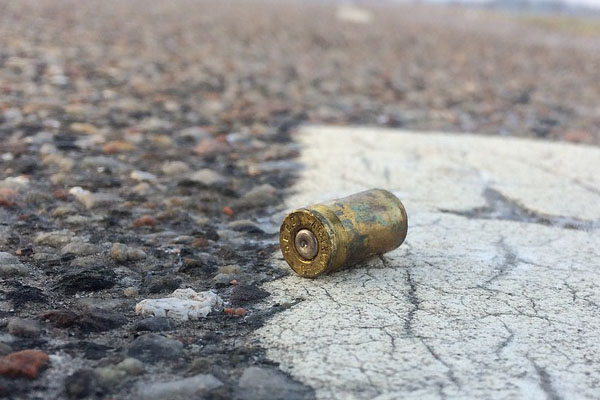 Drive-by shooting, man dies in hail of bullets, Windvogel, PE