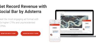 Social Bar from Adsterra: Revolutionary Digital Ad Format