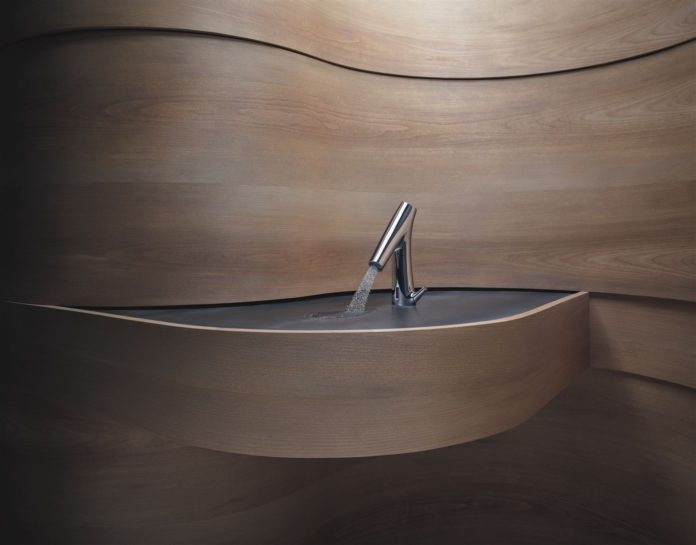 AXOR - Discover the beauty of exquisite design with sensor technology