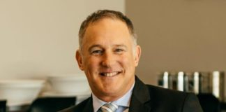 Bradd Bendall group sales director at the Carrick Group
