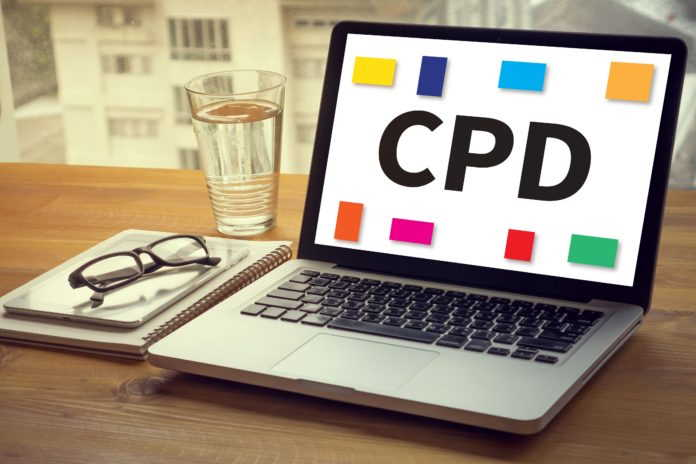 Earning necessary CDP points under lockdown - Hansgrohe's training initiative enables CDP online.