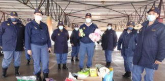 Rape of girl (7) by 3 relatives touches the hearts of SAPS members. Photo: SAPS
