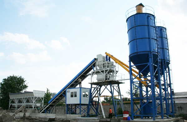 Concrete Batching Plant for Sale South Africa