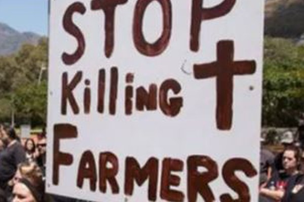 South African farm murders - Mass parade planned, Hartswater, 30 July 2020