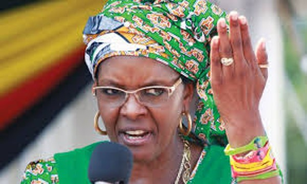 Extradition of Grace Mugabe: AfriForum wants answers from government. Photo: Die Vryburger