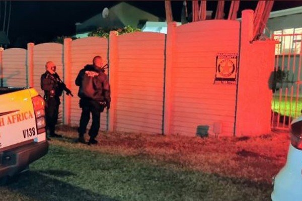 Home invasion: Armed attackers overpower family, Virginia, Durban. Photo: RUSA