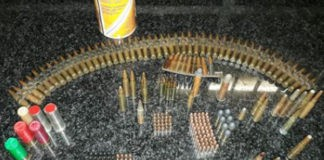 Domestic violence case leads to discovery of ammunition, Milnerton