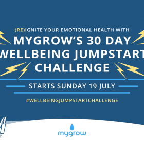 Jumpstart your emotional wellbeing with Mygrow