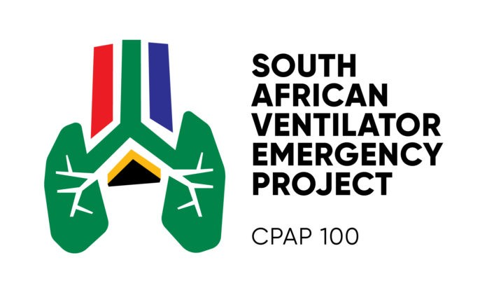 South African Emergency Ventilator Project (SAVE-P)