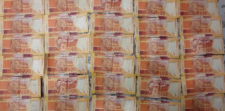 Business robbery: Couple arrested attempting to bribe Senekal detectives. Photo: SAPS