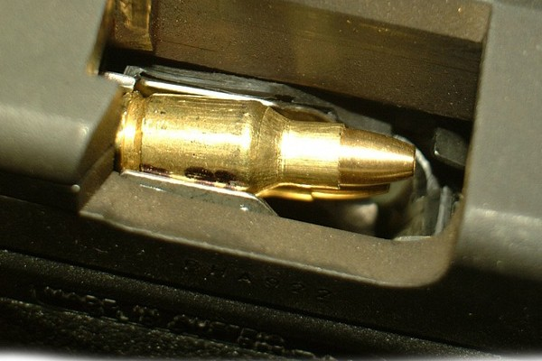 Gang member arrested with homemade firearm after man shot, PE