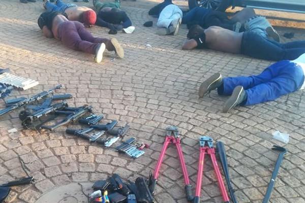 Church hostage drama and shooting, 5 killed, Zuurbekom
