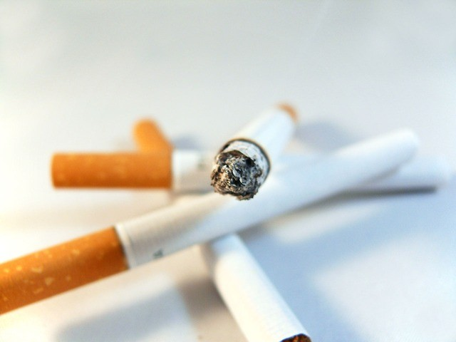 Why is there a tobacco ban in South Africa?