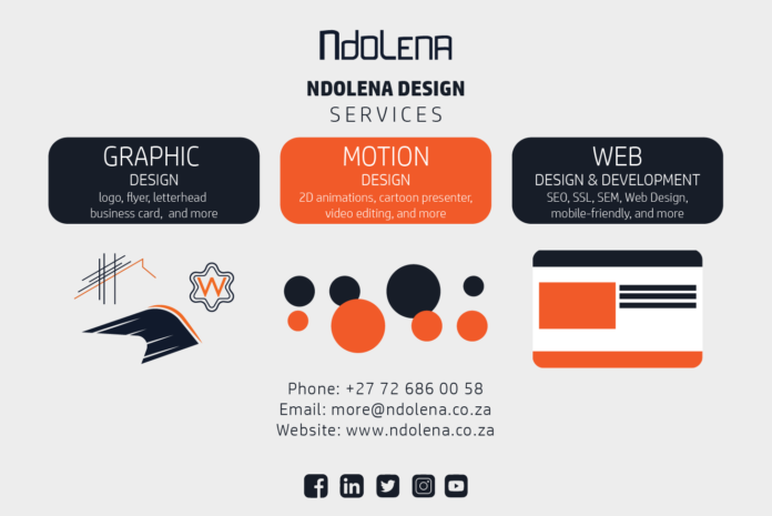 Get your Branding solutions here. Website, Logo, Business cards and more