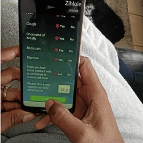 Zihlole an app to help stop spread of Covid-19 infections