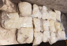 Drugs from India worth R4,7 mil seized at OR Tambo International Airport. Photo: SAPS