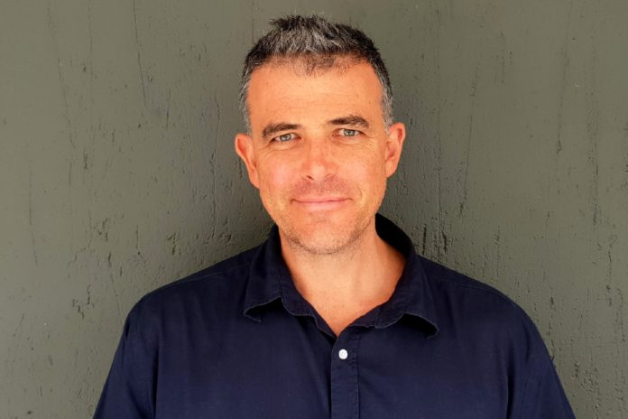 Justin Foxton, Founder and CEO of the Peace Agency
