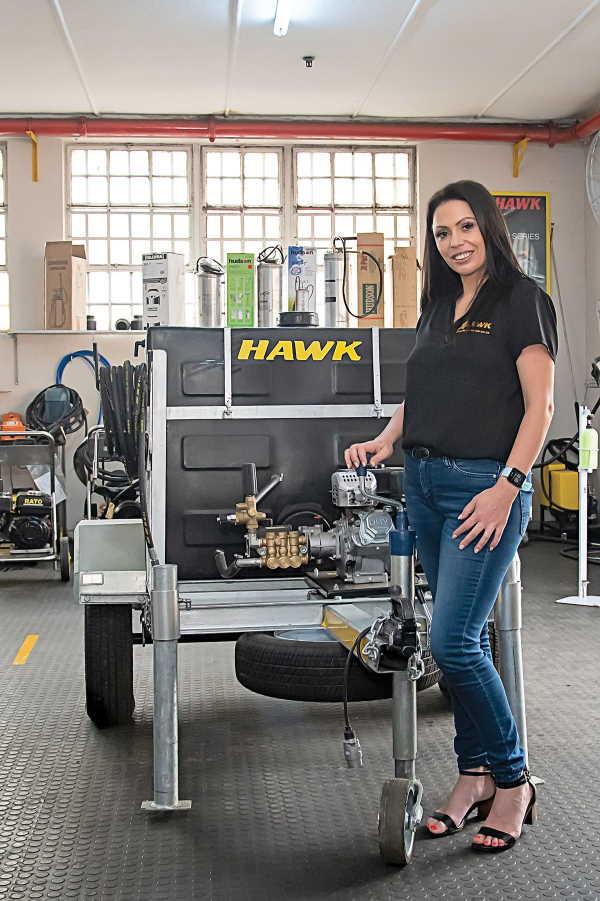 Melanie Mokawem, Director at Hawk
